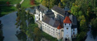 Замок Блатна