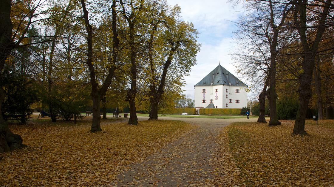 Летний замок «Звезда» (охотничий дом Фердинанда Тирольского)
