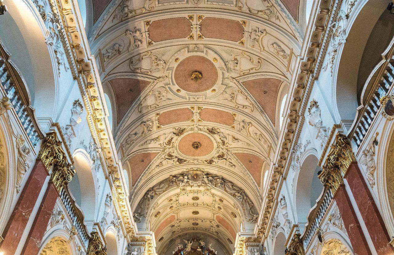 Церковь Святого Игнатий из Лойолы