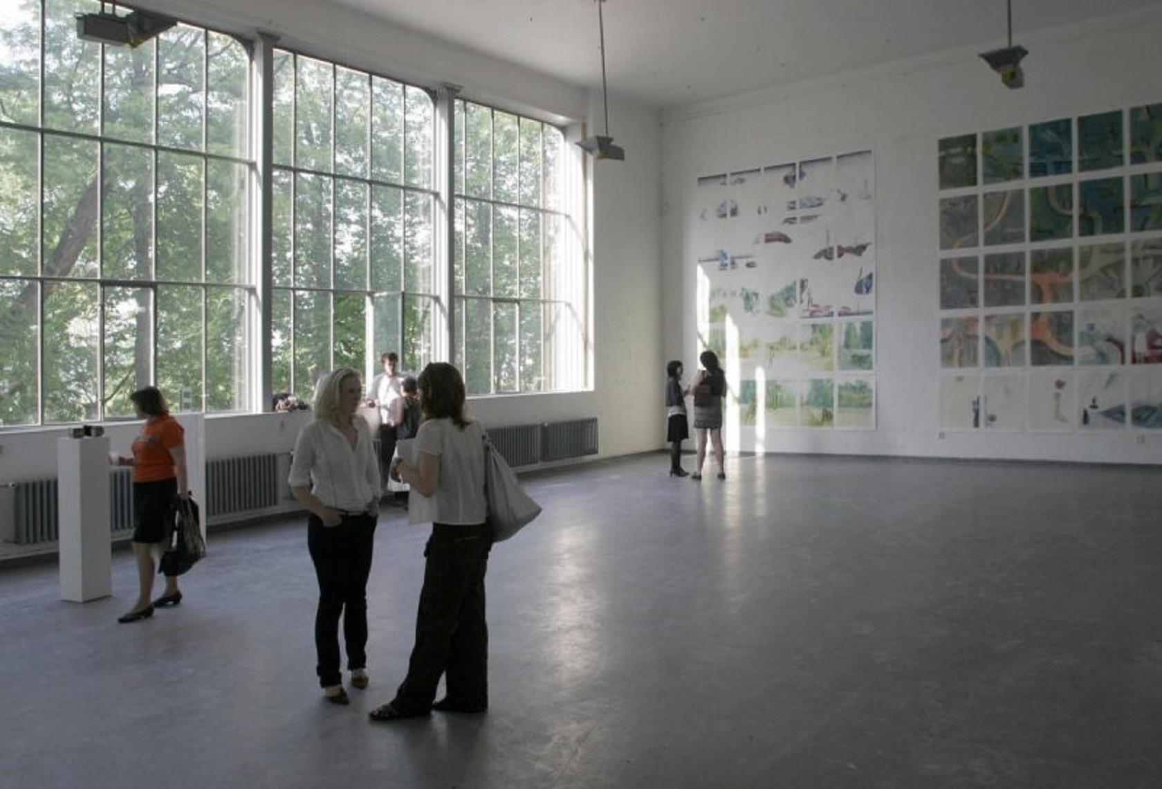 Галерея Академии изобразительных искусств