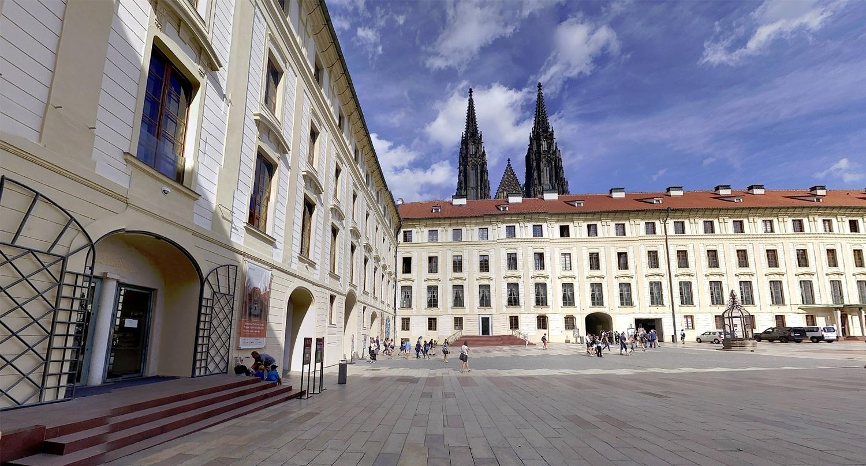 Галерея Пражского Града