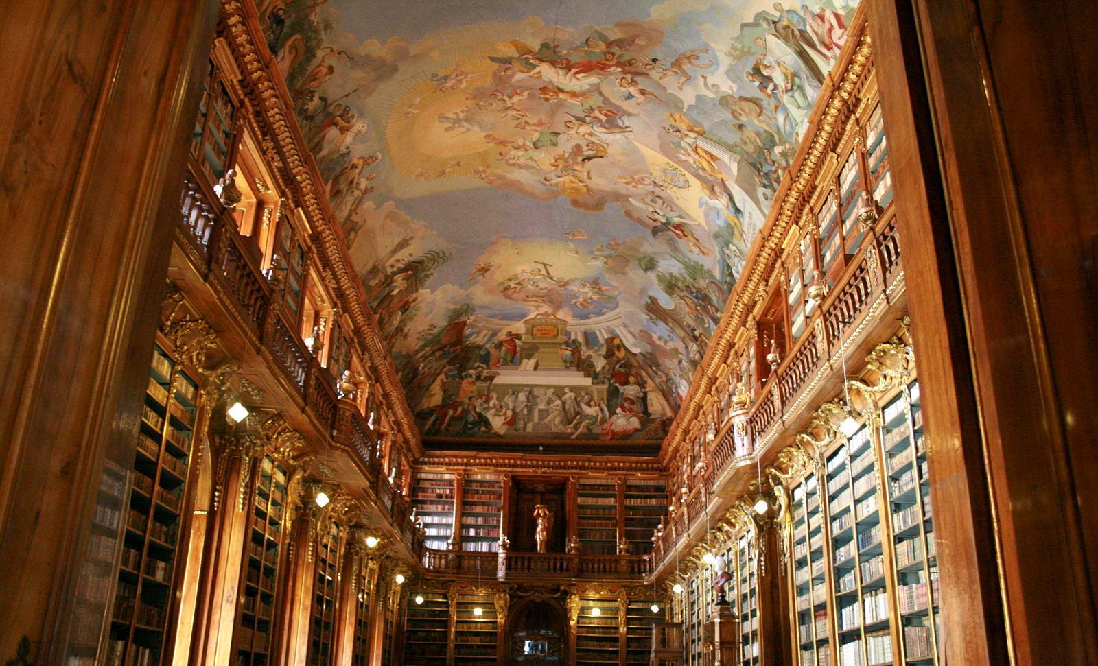 Пражская городская библиотека