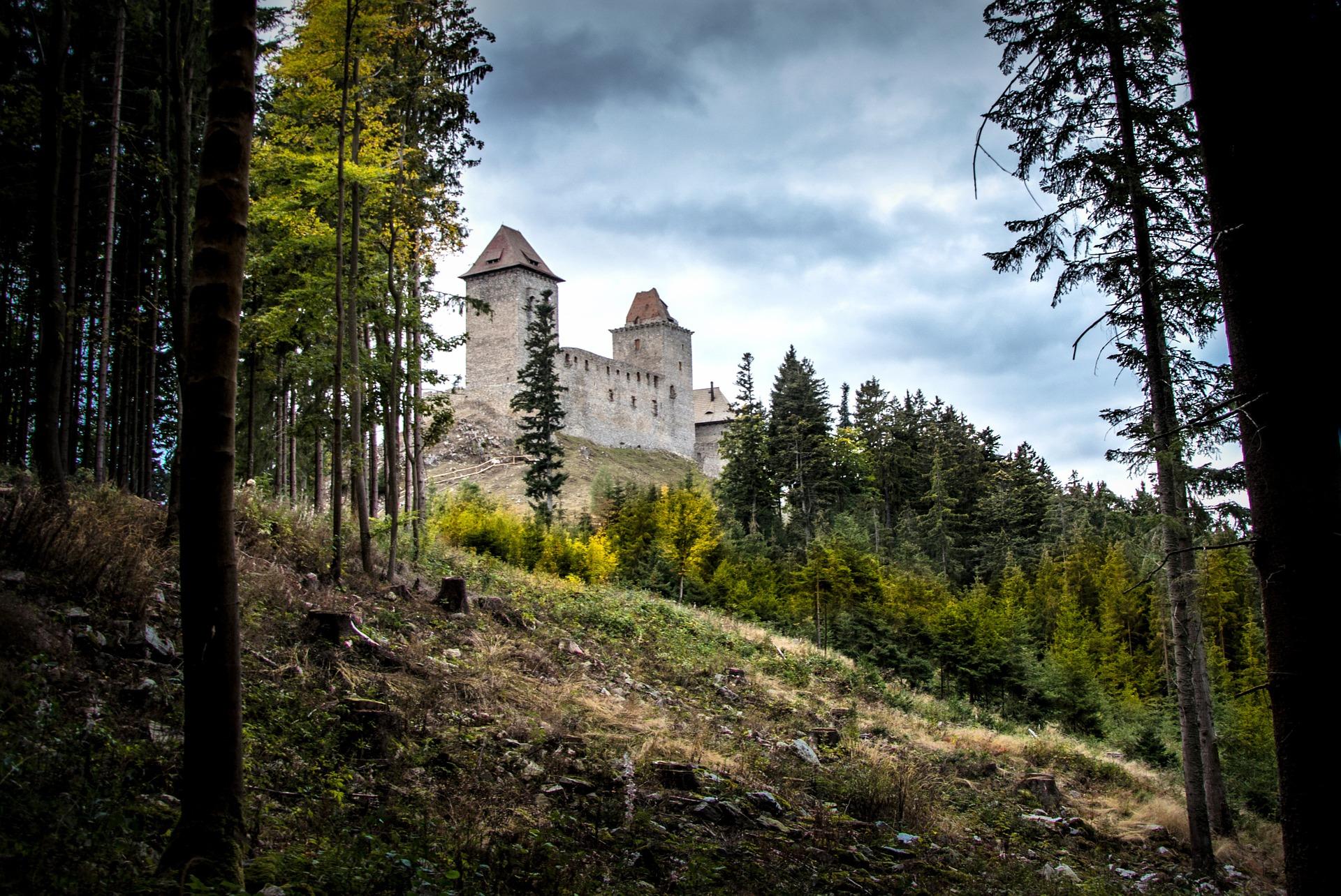 Замок Кашперк (Kasperk)