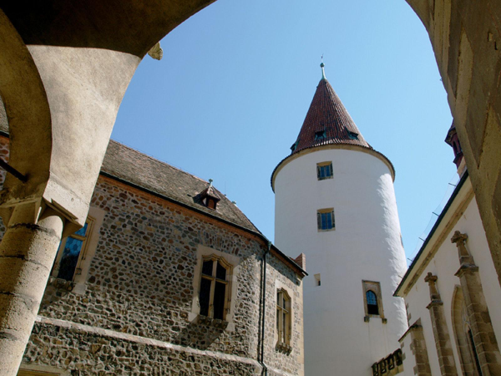 Замок Кршивоклат (Krivoklat)