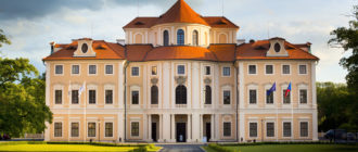 Замок Шато Барокко (Chateau Baroque)