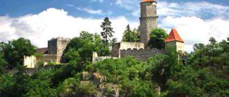 Замок Звиков