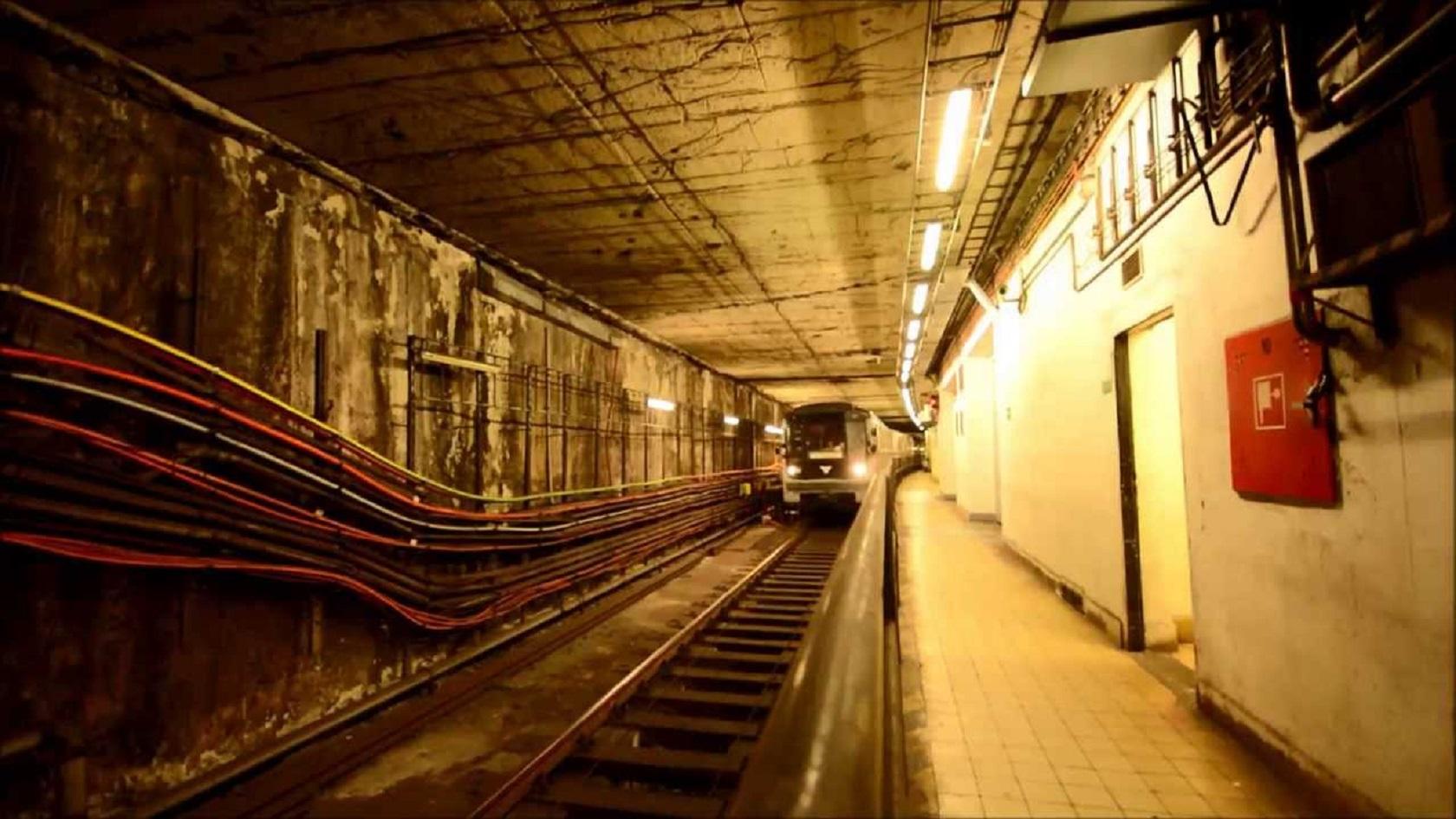 Экскурсия по пражскому метро