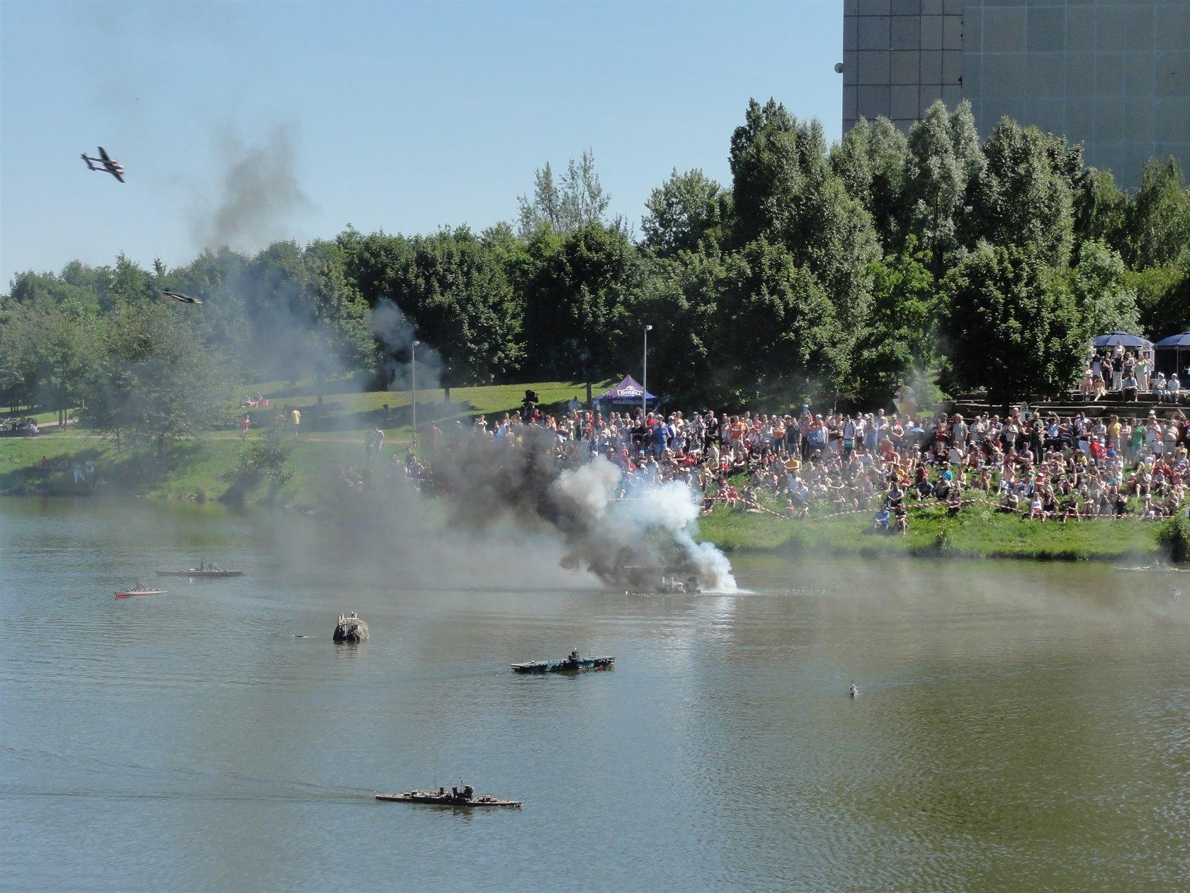 Непомцкий пруд