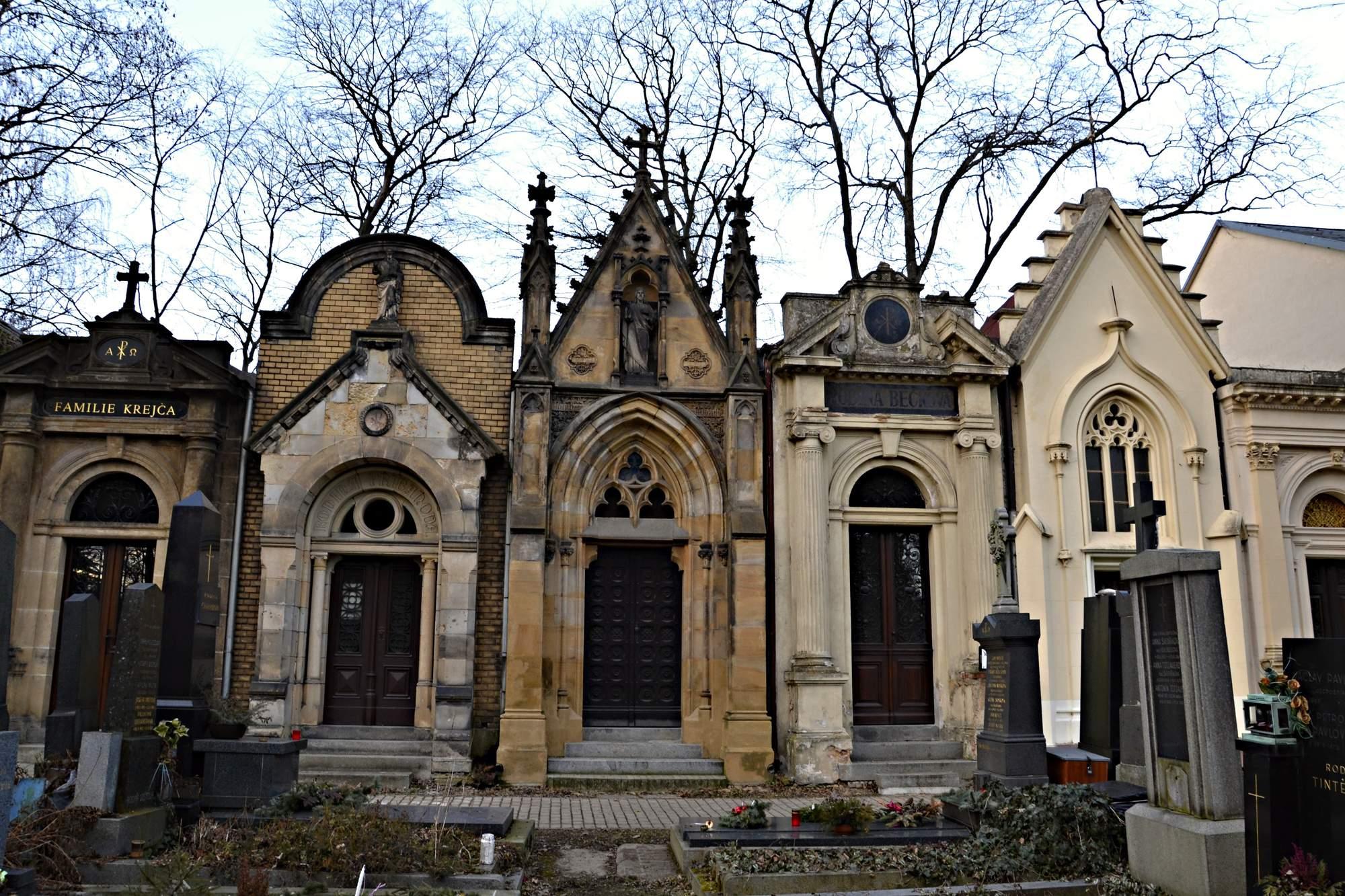 Смиховское кладбище