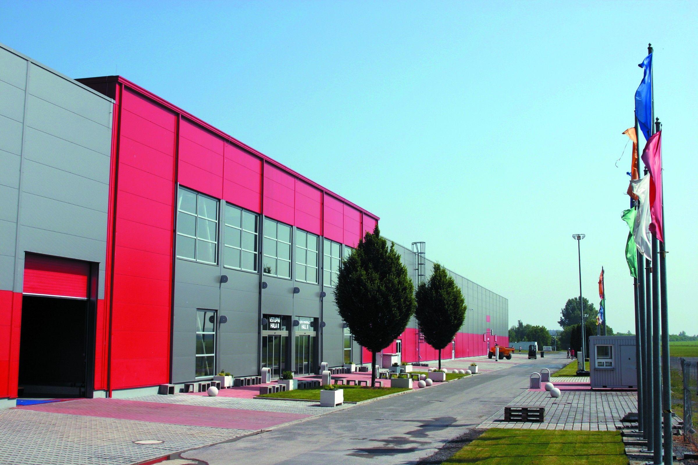 Выставочный центр в Летнянах