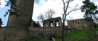 Замок Жебрак