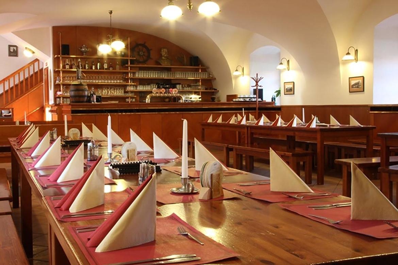 Монастырская пивоварня Страгов ресторан