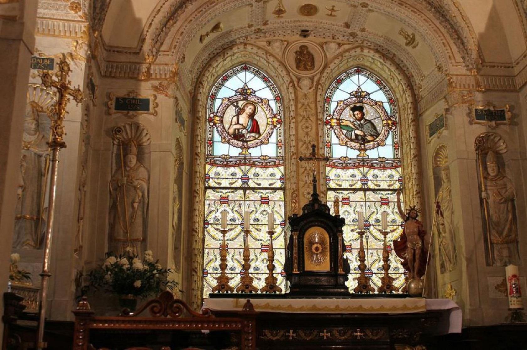 Часовня Иоаннна Предтечи в Архиепископском дворце