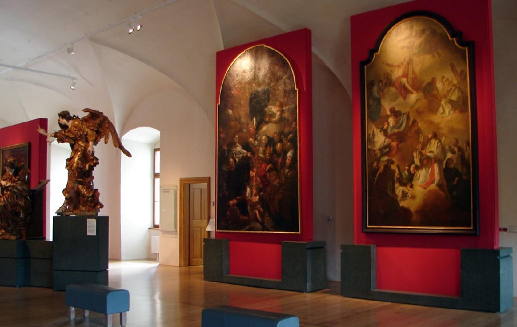 Чешское искусство времен барокко