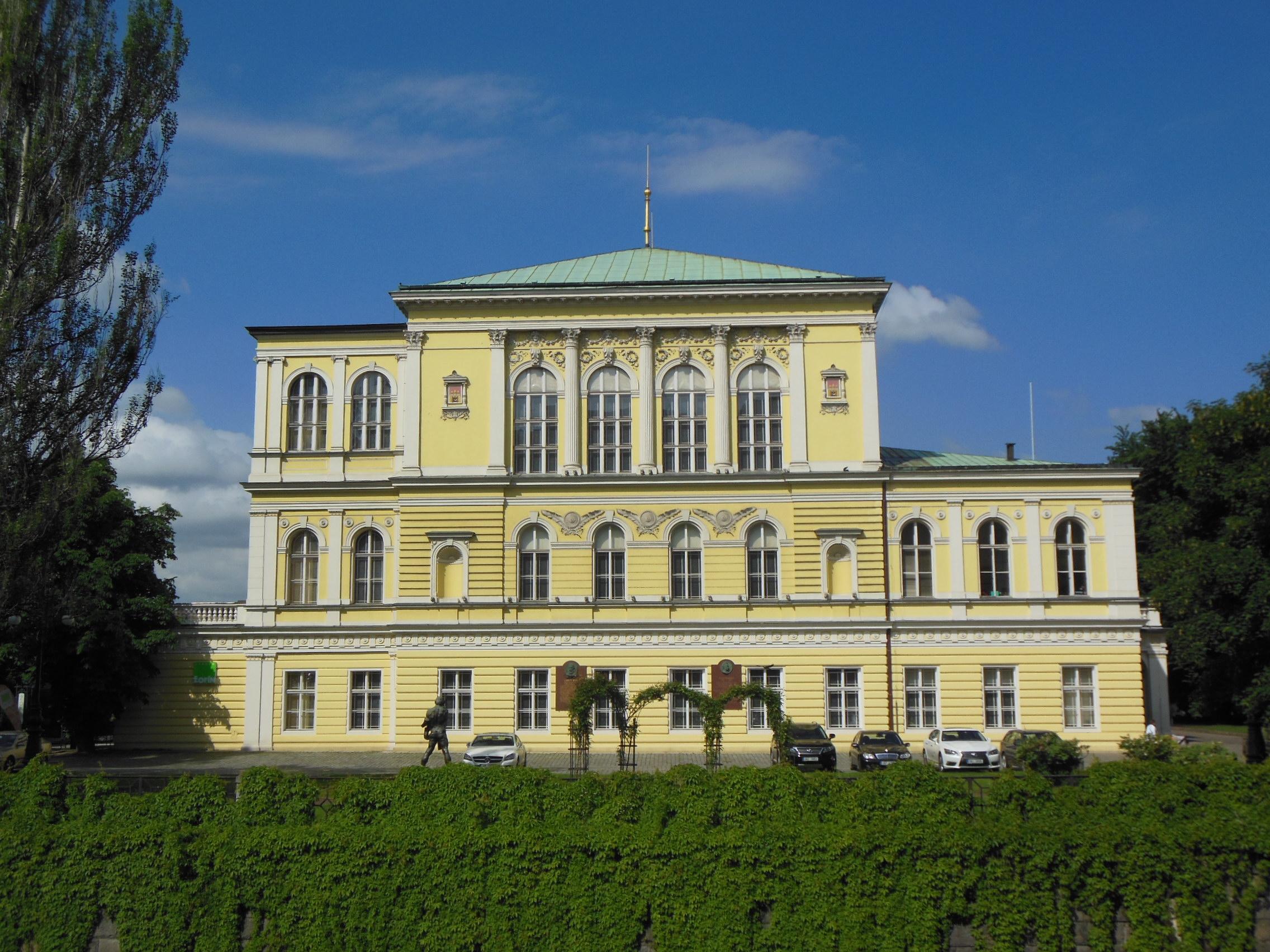 Дворец Жофин 2