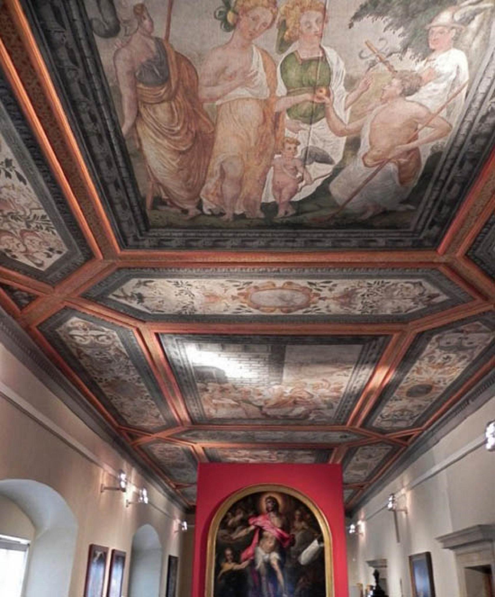 Интерьер Шварценбергского дворца