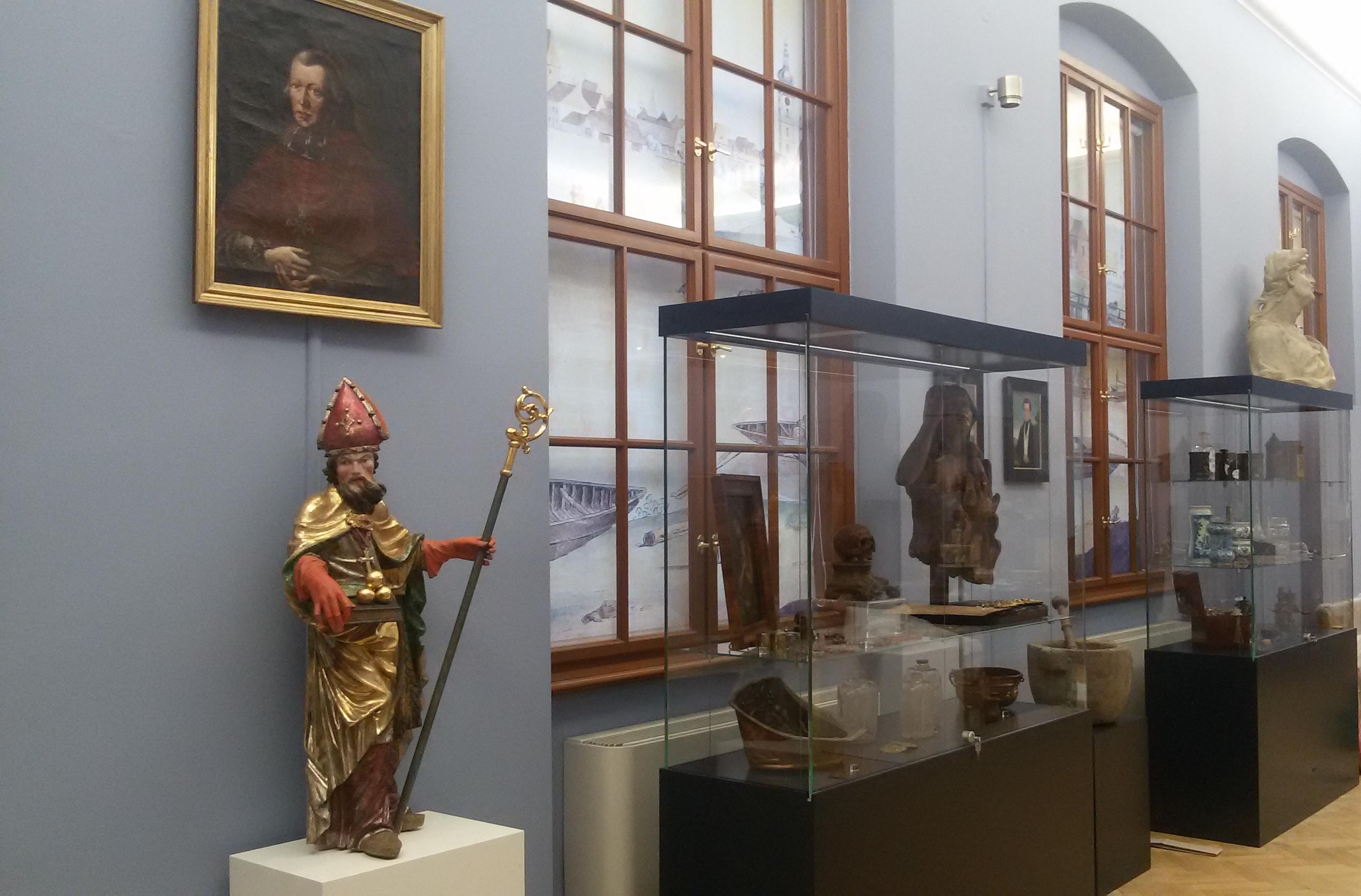 Южночешский музей