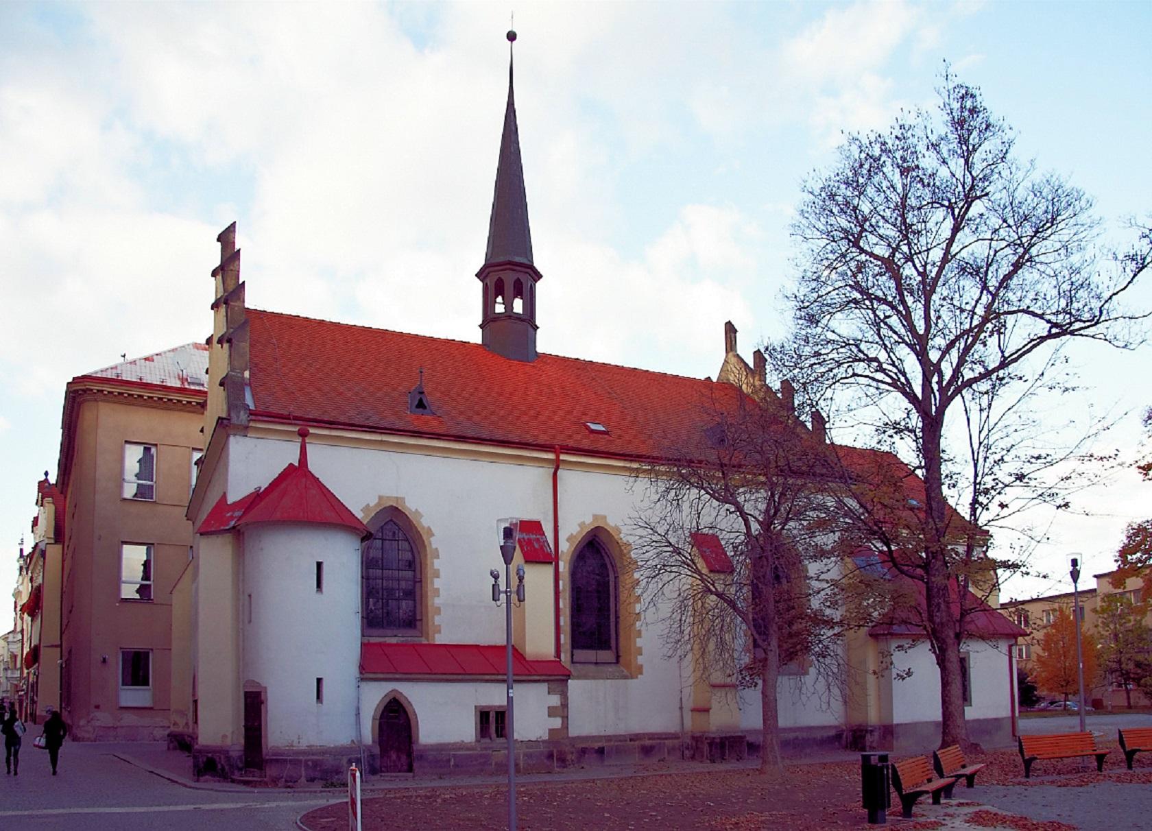Костел Благовещения Девы Марии