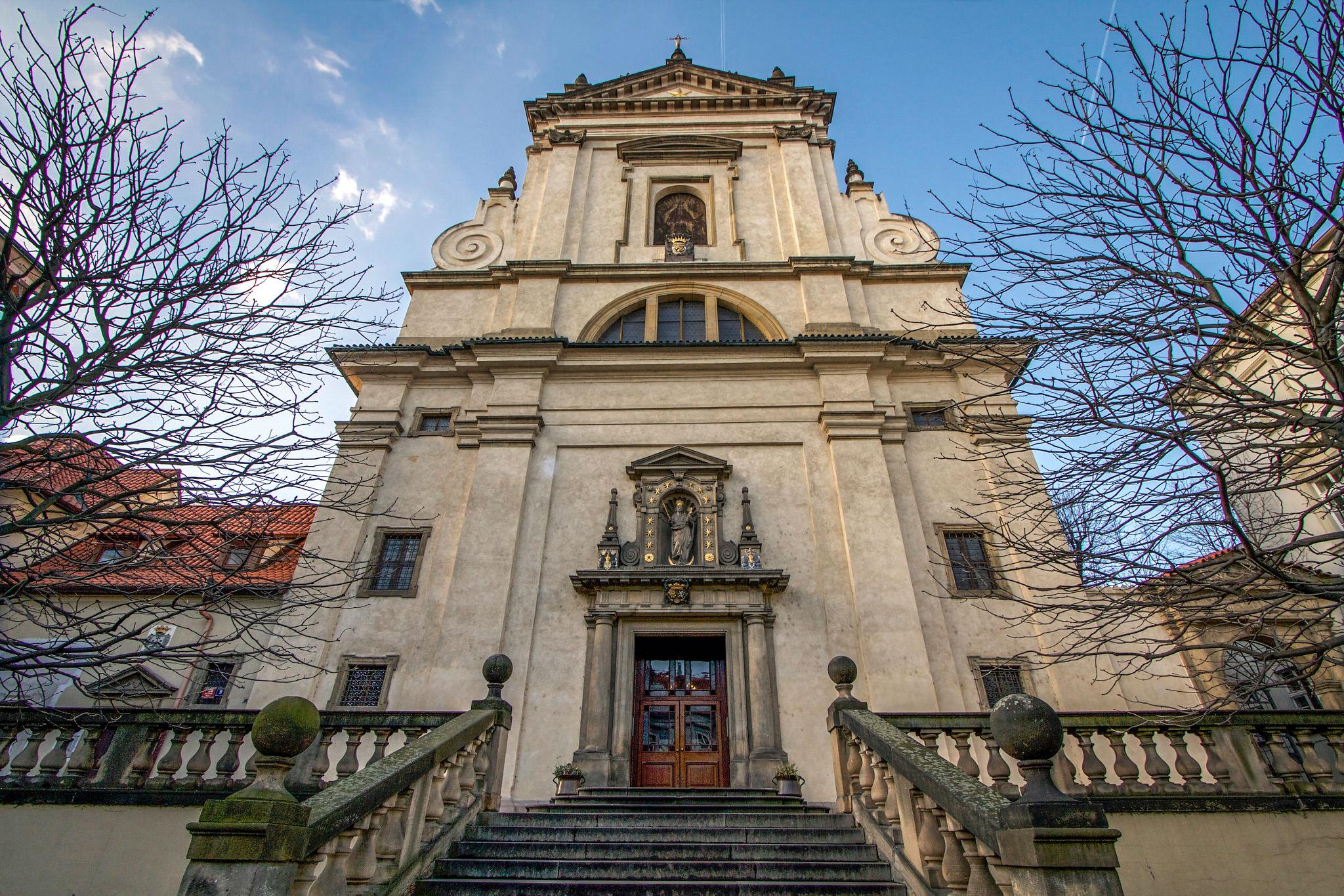 Костел Девы Марии Победоносной