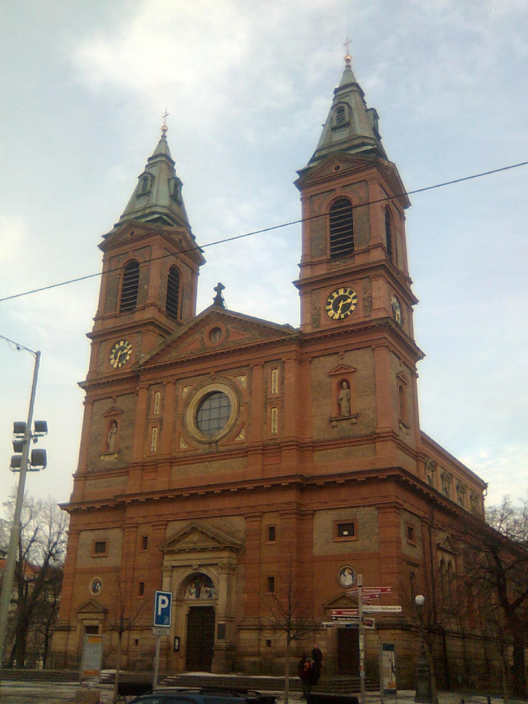 Костел святого Вацлава 2