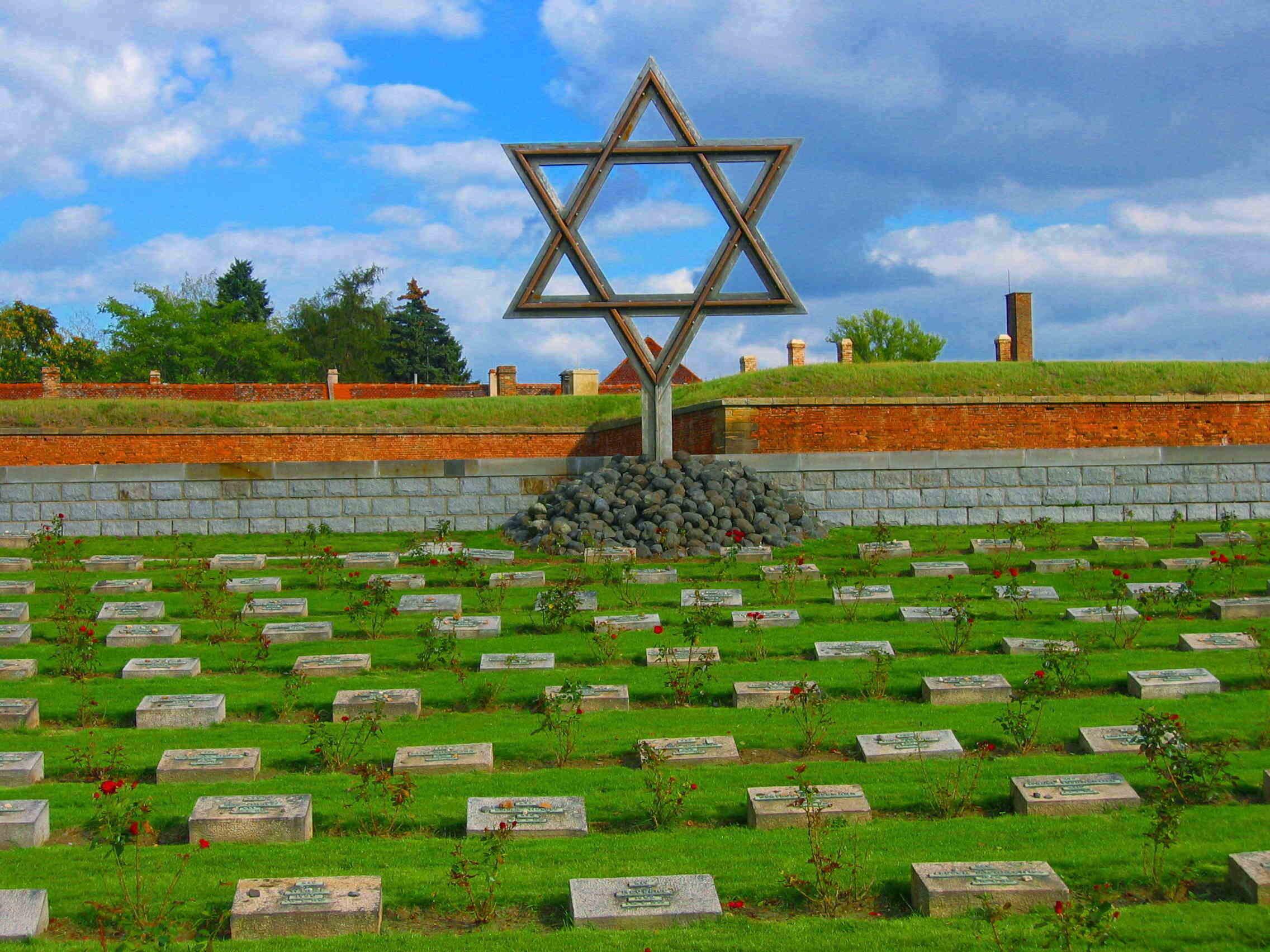 Мемориальный комплекс в Терезине