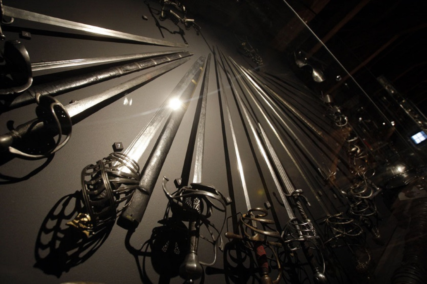 Оружейная выставка Шварценбергского дворца