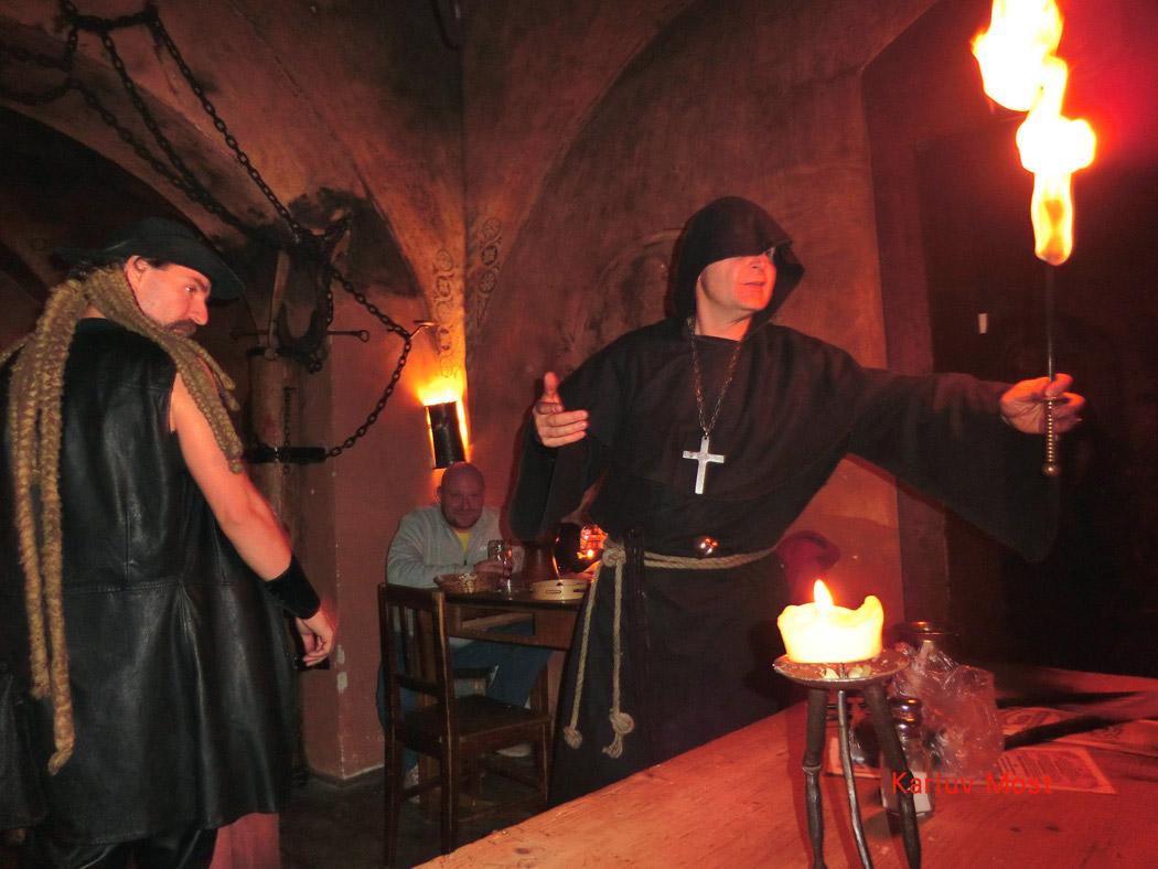 У короля Брабантского — U krále Brabantského представление