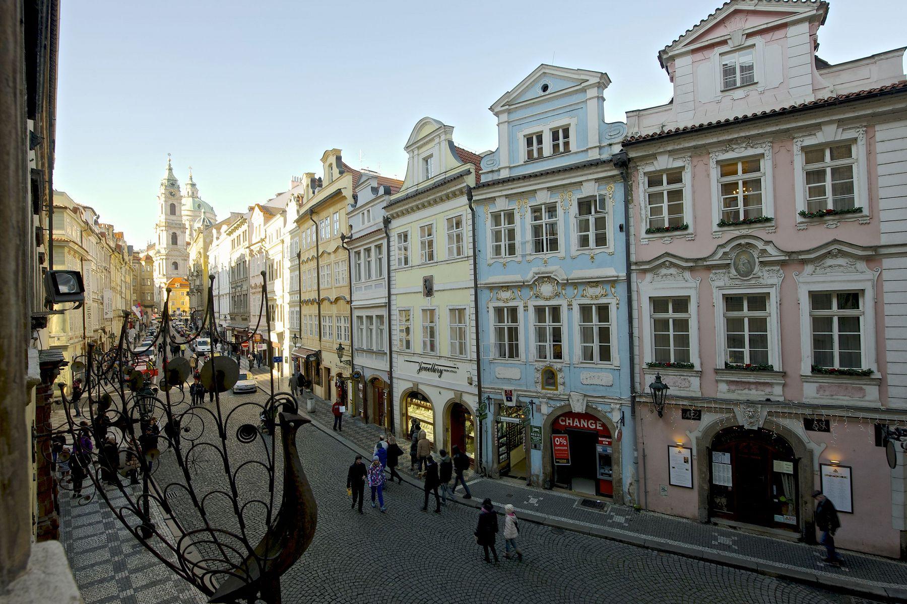 Улица Мостецкая