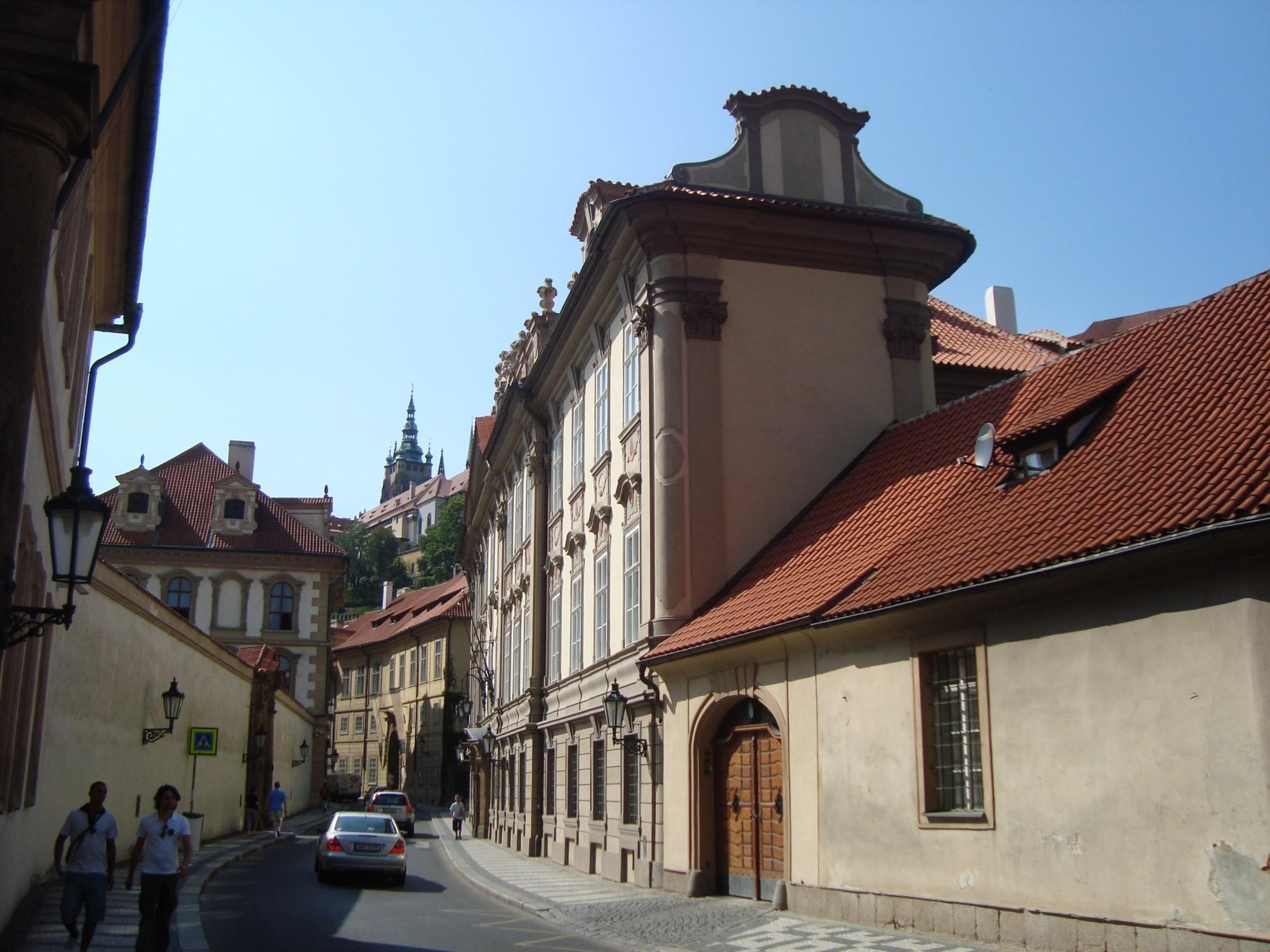 Вальдштейнская улица