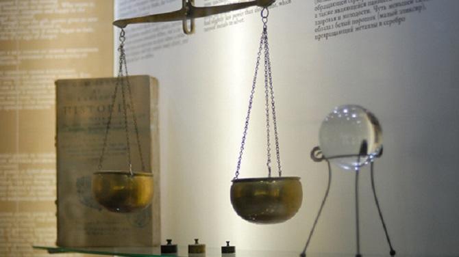Экспонат Музея Граната