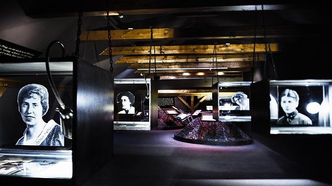 Экзистенциальное пространство в музее Кафки