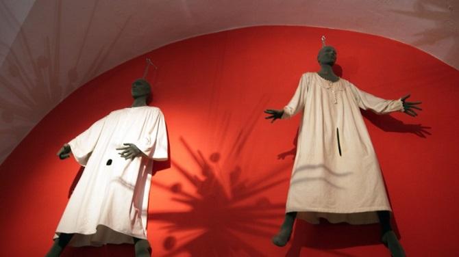 Костюмы из Музея секс-машин