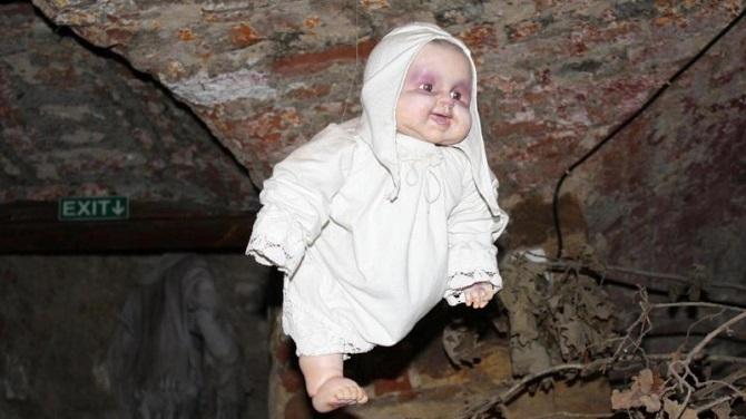 Младенец из Музея призраков