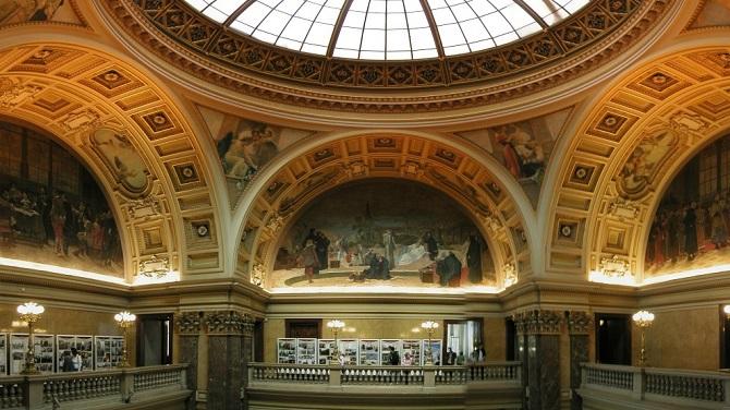 Пантеон Национального музея