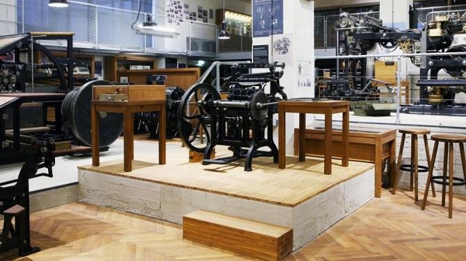 Печатное дело в Техническом музее