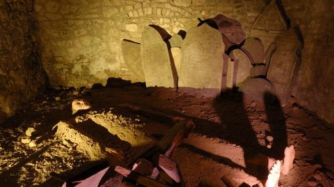 Подземелье Музея призраков