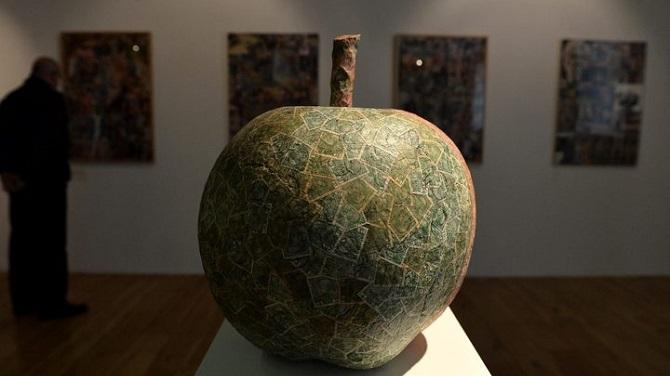 Работы Иржи Коларжа в Музее Кампа