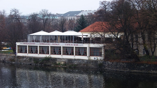 Ресторан на Стрелецком острове