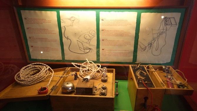 Устройство против мастурбации из Музея секс-машин