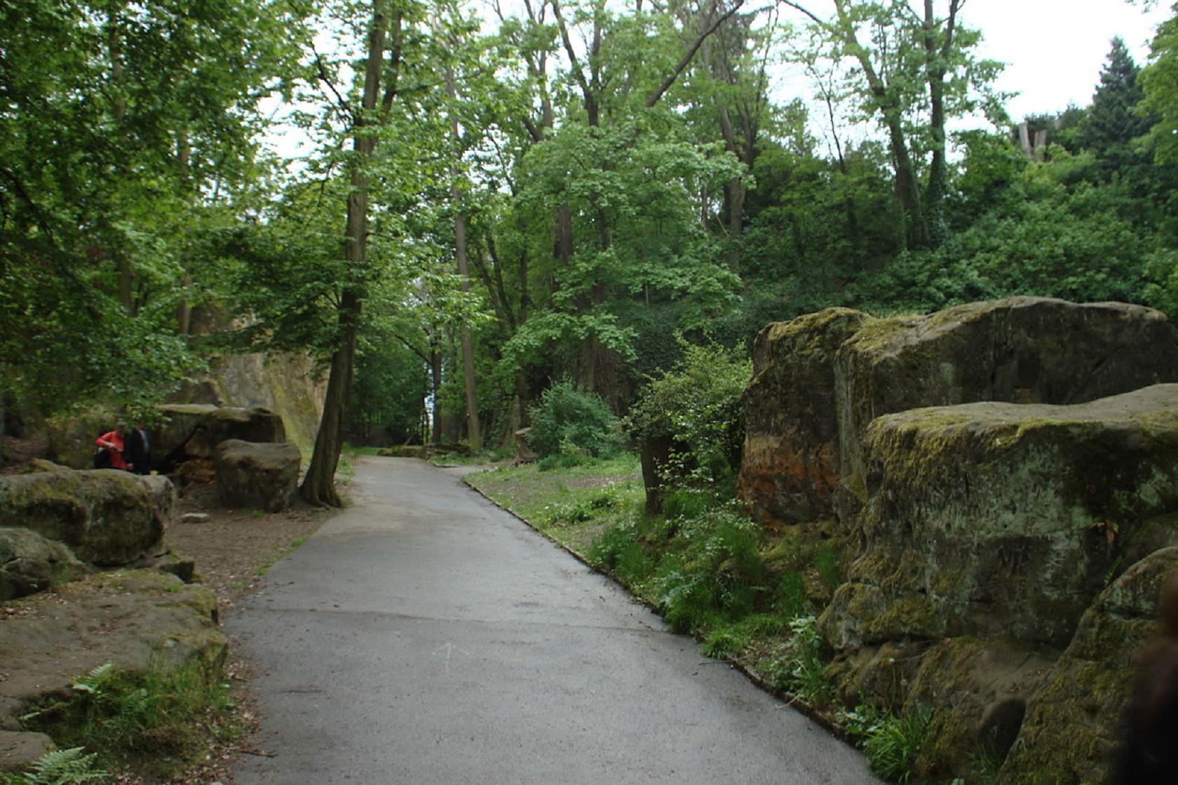 Петршинские скалы