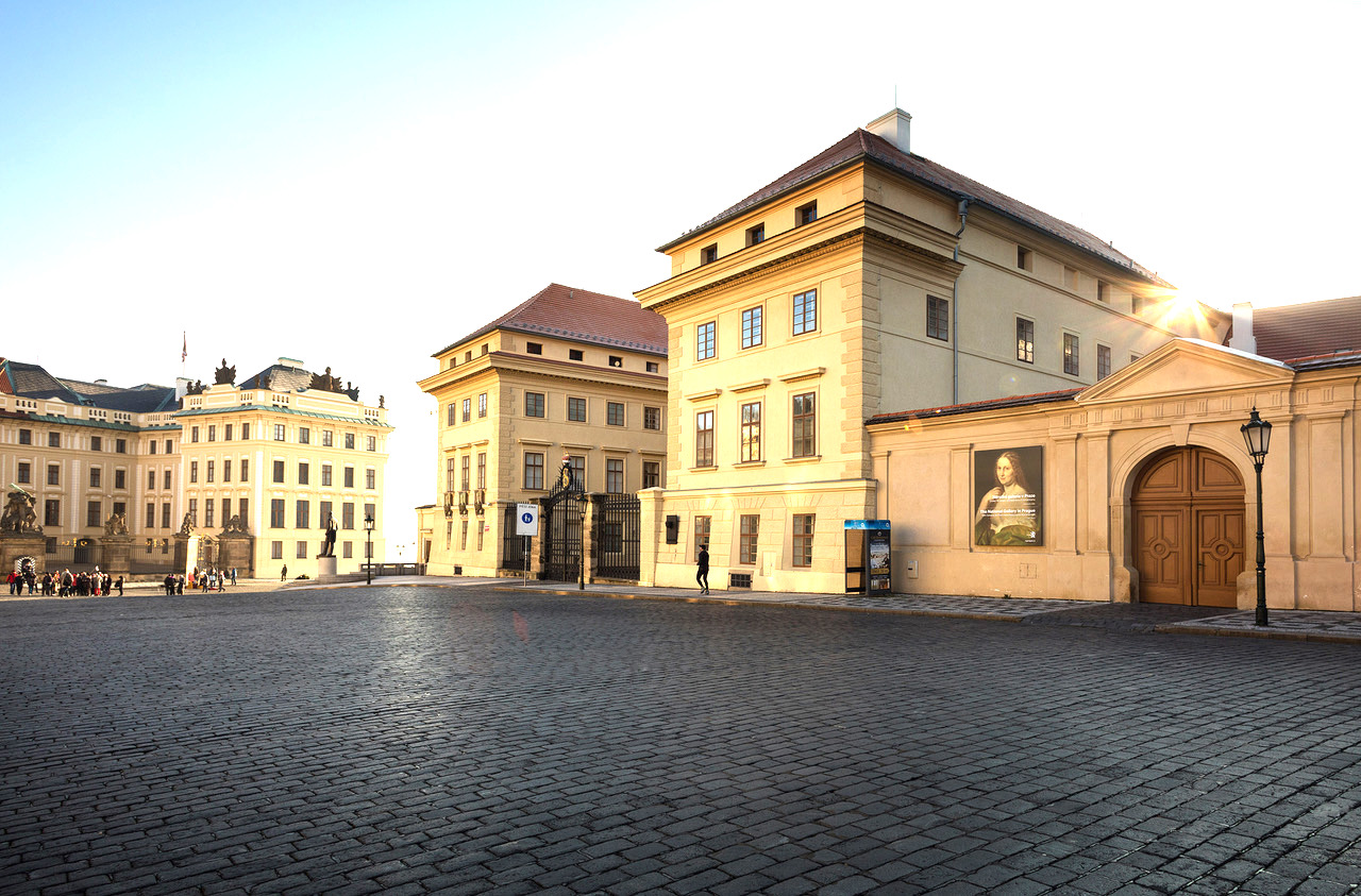 Штернбергский дворец