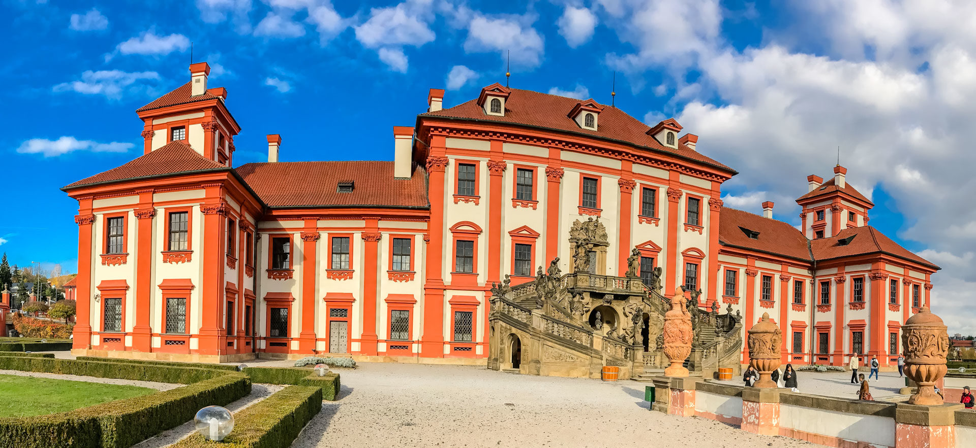Тройский замок (Trojsky zamek)