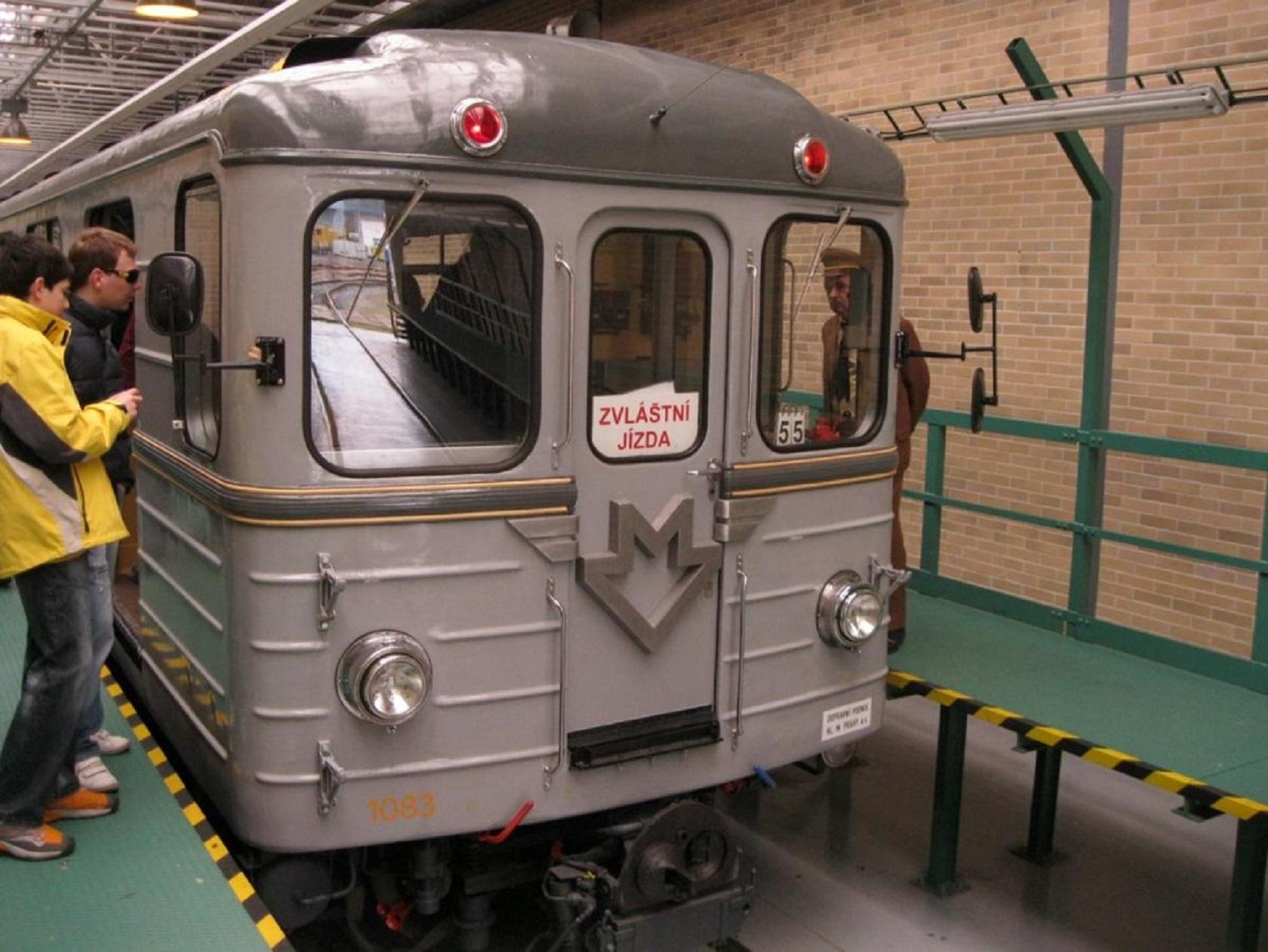 Экскурсии по пражскому метро
