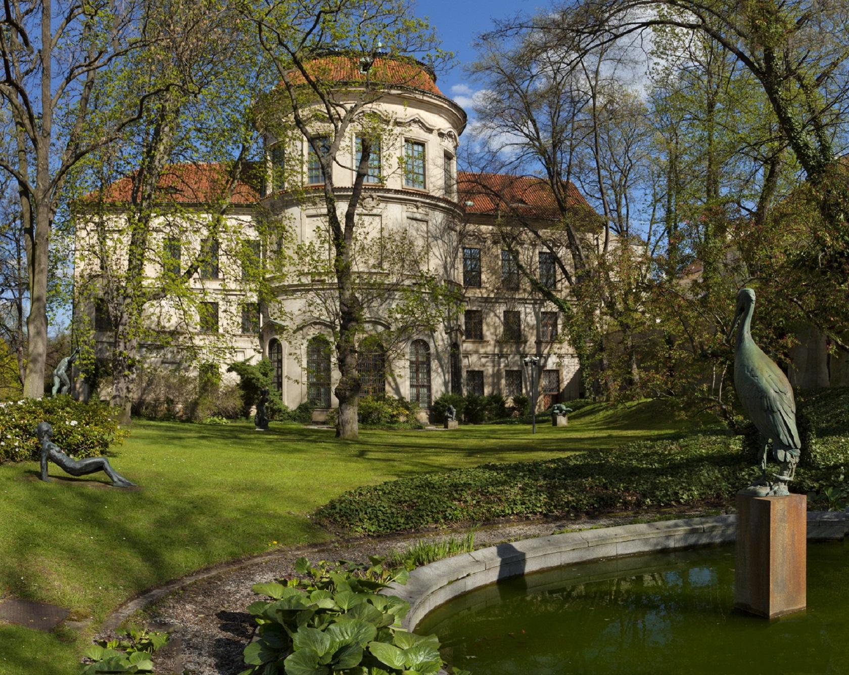 Штернбергский дворец 2