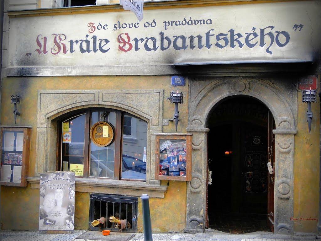 У короля Брабантского — U krále Brabantského
