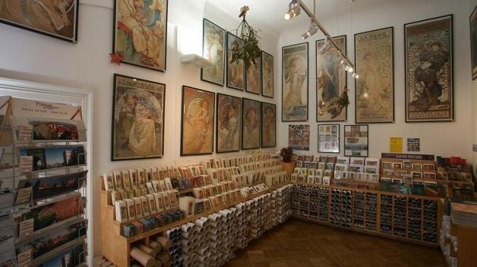 Музей Альфонса Мухи в Праге