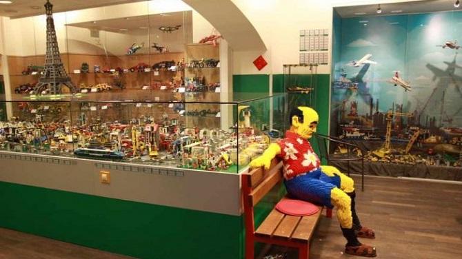 Музей Лего
