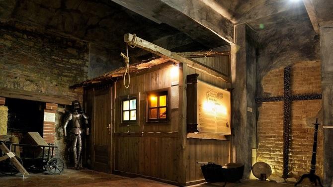 Музей призраков и привидений