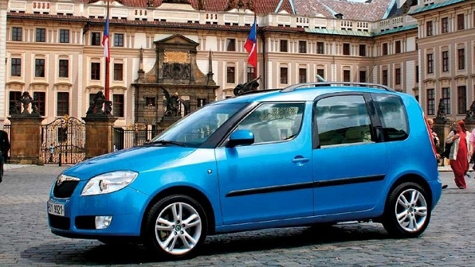 Прокат авто в Праге