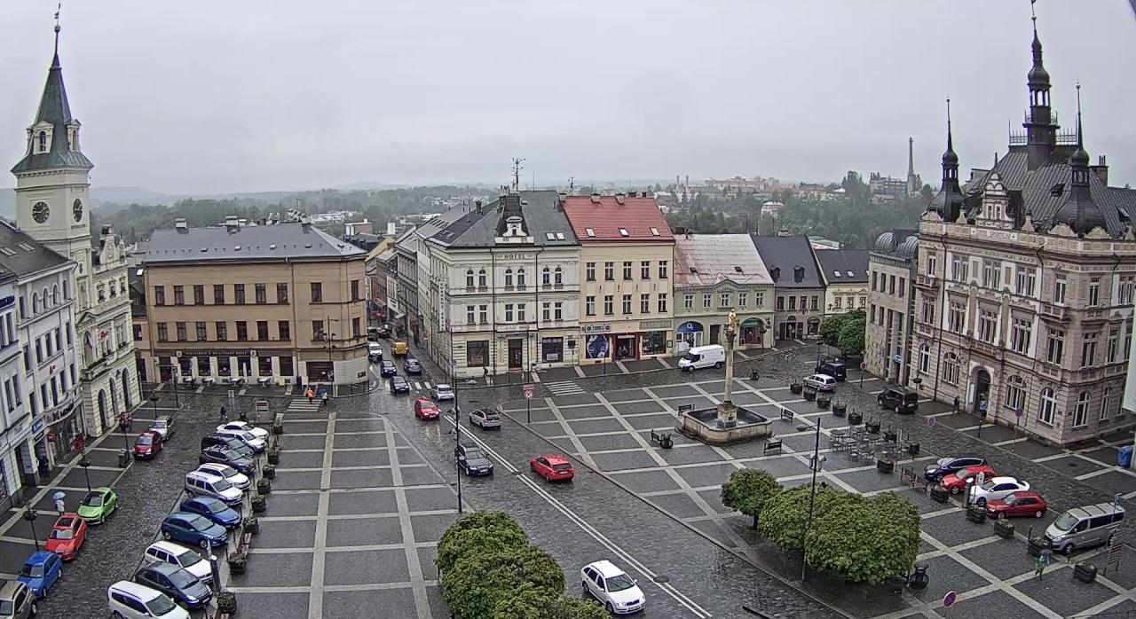 Площадь Чешского Рая